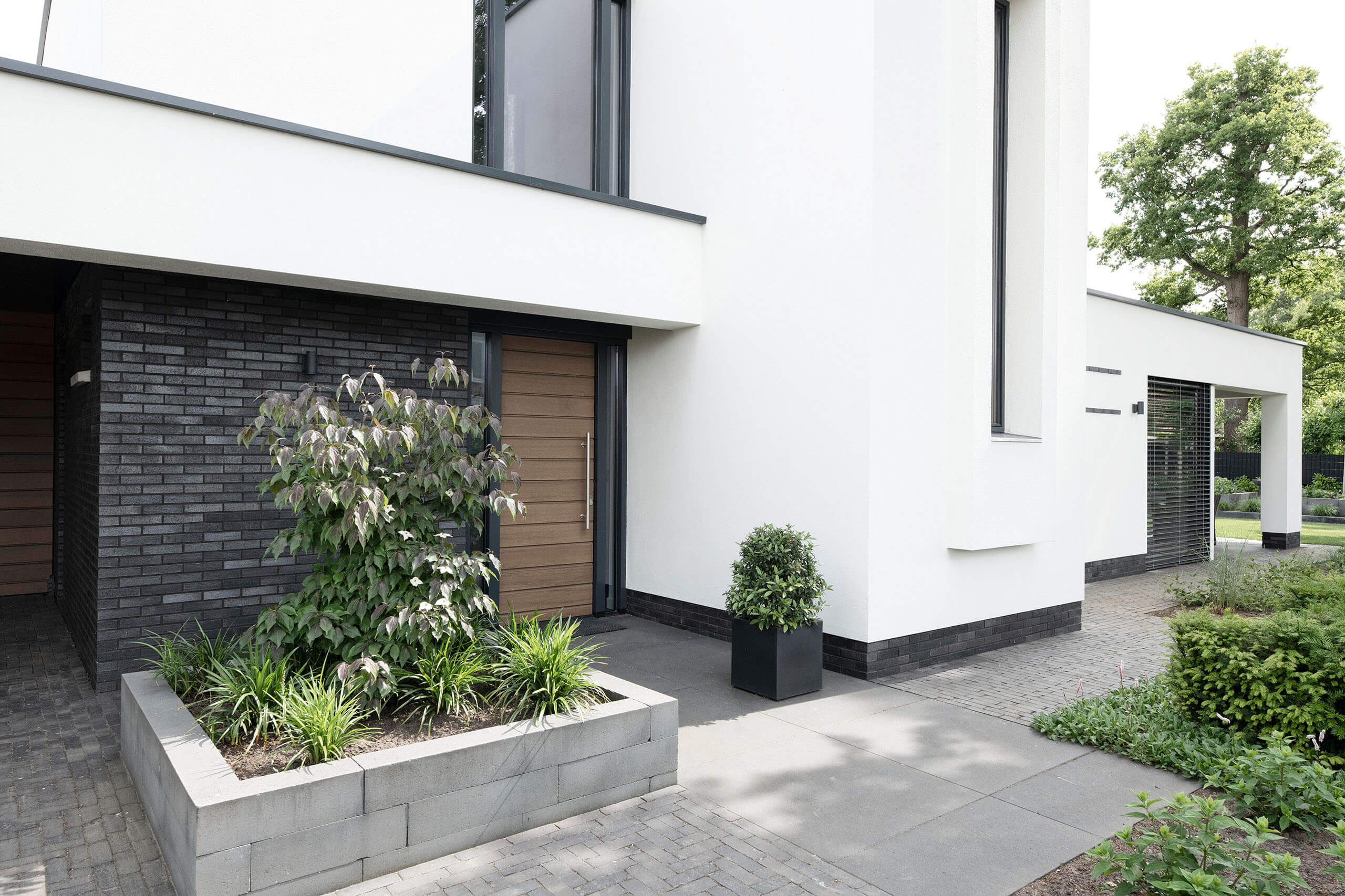 beeldbank fotografie architect tuin modern wonen stijlvol