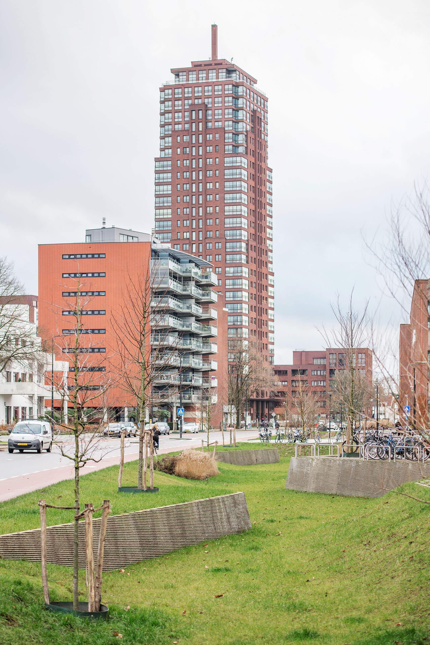 Goudappel Coffeng stadsarchitect vastgoed onroerendgoedmobiliteit en ruimte voor gemeente enschede infra