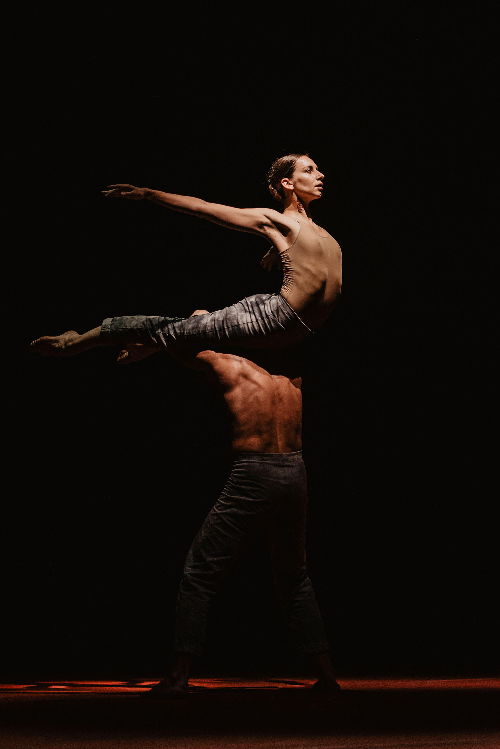 theaterfotografie dans overijssel artiesten introdans