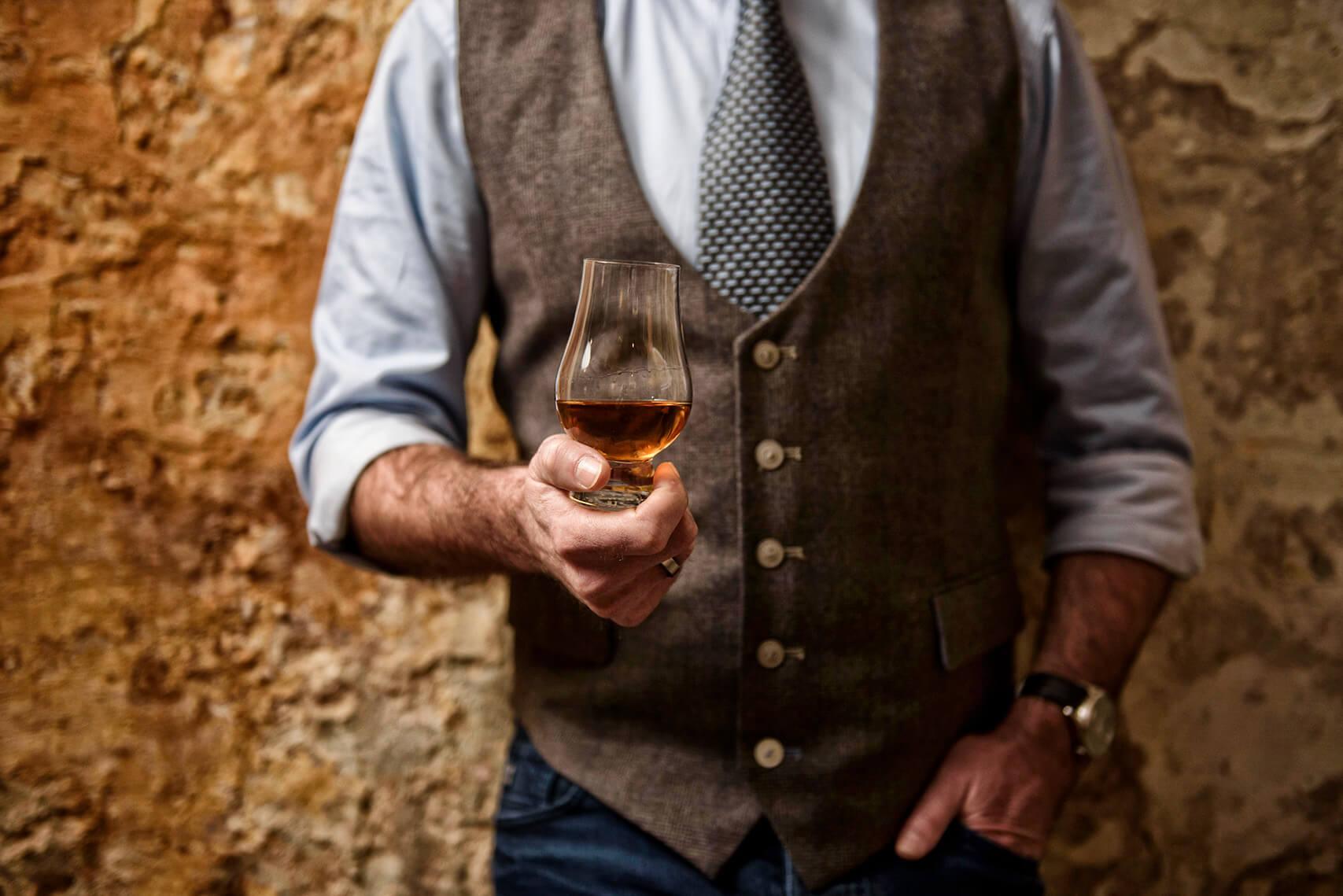 proeverij Whiskey Scottisch drank reclamefotografie